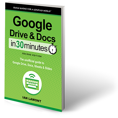 Google Drive & Docs In 30 Minutes