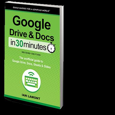 Google Drive & Docs In 30 Minutes